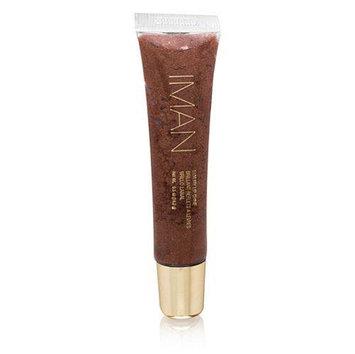 IMAN Luxury Lip Shine Gloss, Exotique, .5 oz