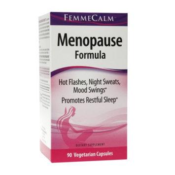 FemmeCalm Menopause Formula, Vegetarian Capsules, 90 ea