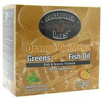 Controlledlabs Orange OxiMega Greens Fish Oil 1 kit