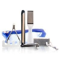 Cala Pedicure Kit Salon Collection For a Perfect Pedicure Model No. 70621 - 9 Piece Set