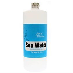 Sea Water Liquid 32 Oz by Natural Sources