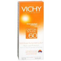 Vichy Laboratoires Capital Soleil SPF 60