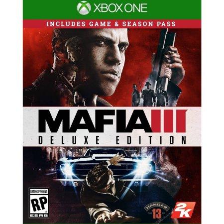 Take Two Interactive Sw Mafia Iii Deluxe Edition - Xbox One