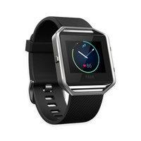 Fitbit - Blaze Smart Fitness Watch (small) - Black