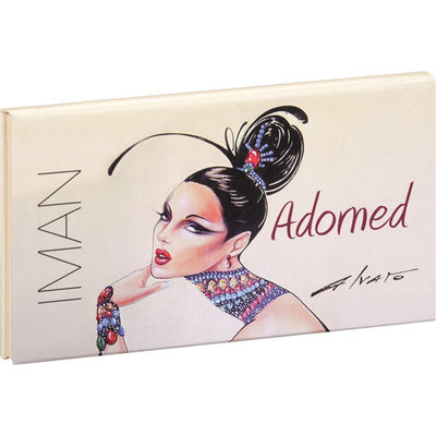IMAN Adorned Collection Makeup Variety Pack, 5 pc