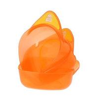 Vital Baby Baby's 1st Feeding Bowls, Orange, 3 Pack