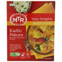 MTR Kadhi Pakora, Ready-To-Eat, 10.58-Oz. Boxes (Pack of 5)