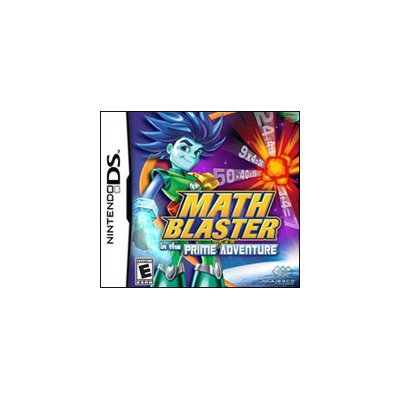 Majesco Math Blaster in the Prime Adventure