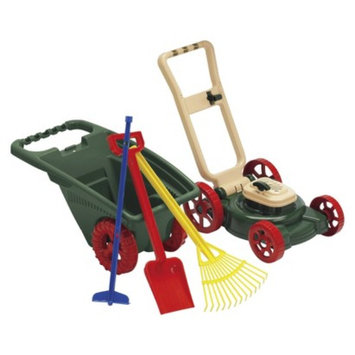 American Plastic Toys Gardener Set - 5 Piece