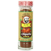 Magic Seasoning Blends Chipotle Chile, 1.5-Ounce Bottles (Pack of 6)