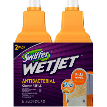 Swiffer WetJet Antibacterial Floor Cleaner