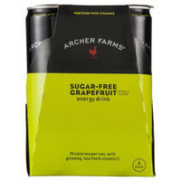 Archer Farms Sugar-Free Grapefruit Energy Drink