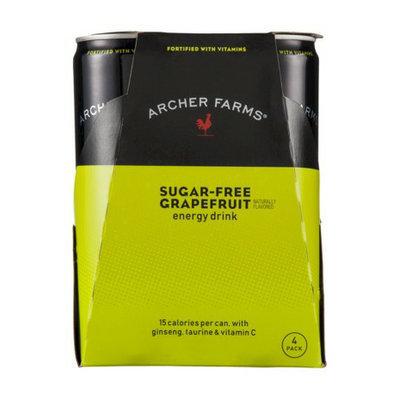 Archer Farms Sugar-Free Grapefruit Energy Drink