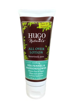 Hugo Naturals - All Over Lotion Soothing Sea Fennel & Passionflower - 3.4 oz.