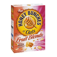 Honey Bunches Of Oats Fruit Blends Cereal