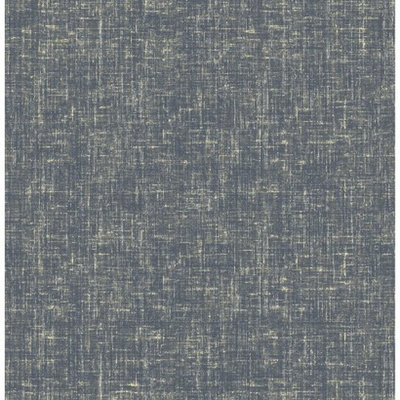 Devine Color Weave Wallpaper - Compass & Gold