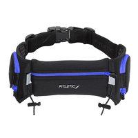 David Shaw Silverware Na Ltd Quench Retractable Hydration Belt Black/Blue-S/M