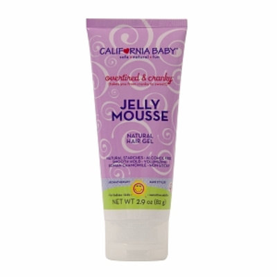 California Baby Overtired & Cranky Jelly Mousse
