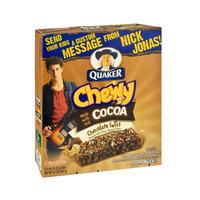 Quaker® Chewy Chocolate Swirl Granola Bars