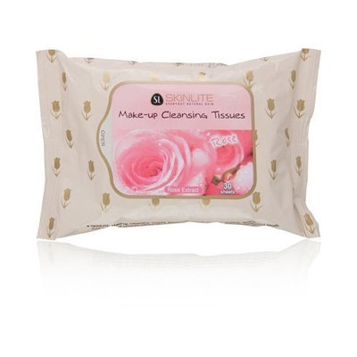 Skinlite Rose Extract Makeup Cleansing Tissues