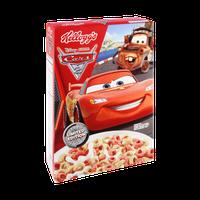 Kellogg's Disney Pixar Cars 2 Cereal