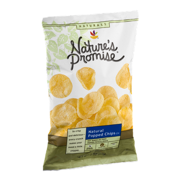 Nature's Promise Natural Popped Chips