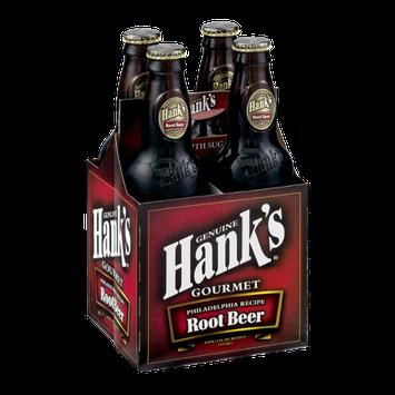 Hank's Gourmet Philadelphia Recipe Root Beer - 4 PK