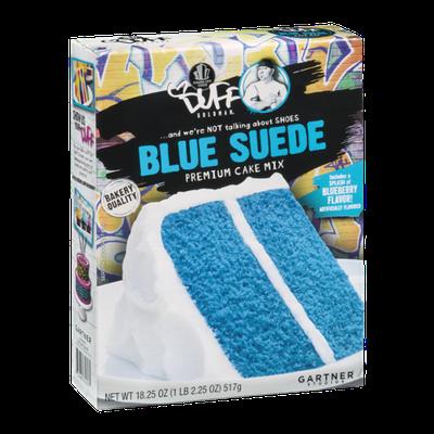 Duff Goldman Blue Suede Premium Cake Mix