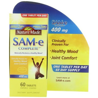 Nature Made SAM-e 400mg 60 ct