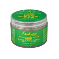 SheaMoisture African Water Mint & Ginger Detox Hand & Body Scrub Body Scrub