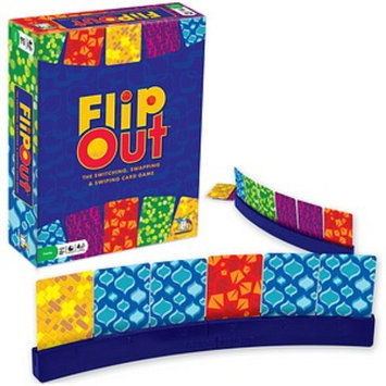 Gamewright FlipOut Ages 8+, 1 ea