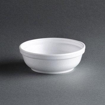 Dart Bowls Foam 6 oz Squat White 1000 Count