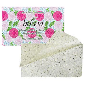 boscia Blotting Linens 100 Sheets Green Tea