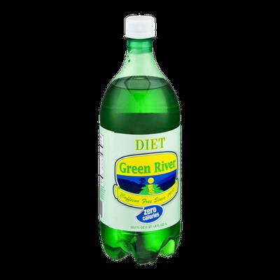Green River Diet Soda