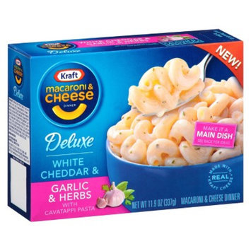 Kraft Deluxe White Cheddar & Herbs 11.9 oz