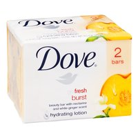 Dove Go Fresh Burst Bars - 2 CT