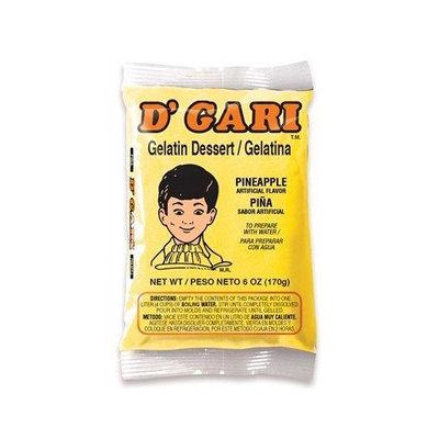 D'Gari Pineapple Water 6 oz