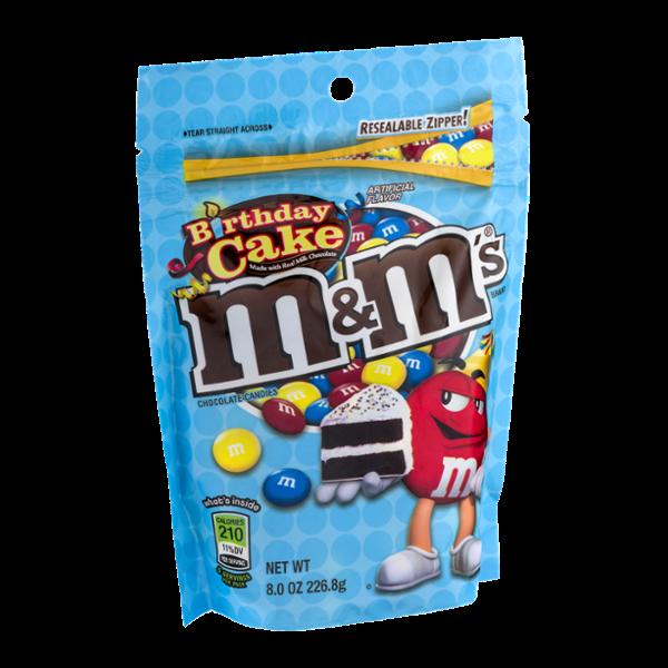 M&M'S® Birthday Cake Chocolate Candies