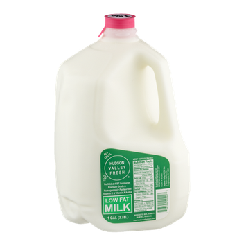 Hudson Valley Fresh 1% Milk Low Fat