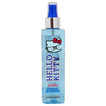 Hello Kitty 'Chill' Women's 8-ounce Body Mist Spray