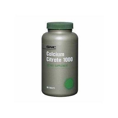 GNC Calcium Citrate 1000