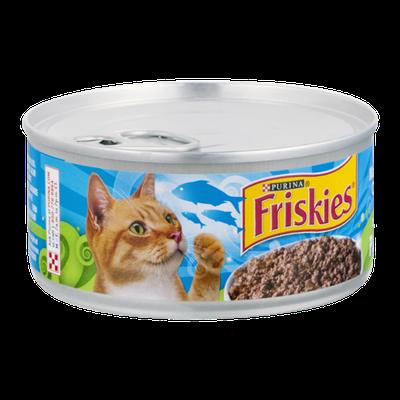 Purina Friskies Classic Pate Mariner's Catch Cat Food