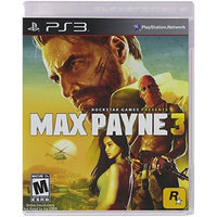 Rockstar Games Max Payne 3 - Playstation 3