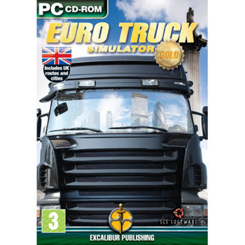 Digital Interactive Euro Truck Simulator Gold (stand-alone)