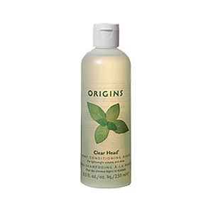 Origins Clear Head Mint Conditioning Rinse