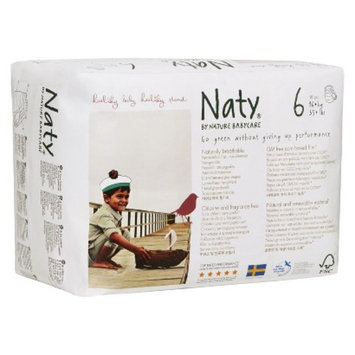 Nature Babycare Eco Pull On Training Pants Size 6 (72 Count) 4-Pack