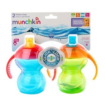 Munchkin Click Lock Trainer Cups
