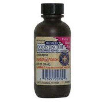 Humco Holding Group IODIDES TINCTURE ***HUM Size: 2 OZ