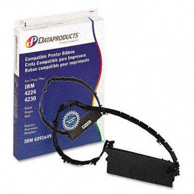 Dataproducts R5020 Nylon Ribbon - Black - Dot Matrix - 1 Each