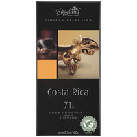 Hageland Limited Selection: Costa Rica 71% Dark Chocolate